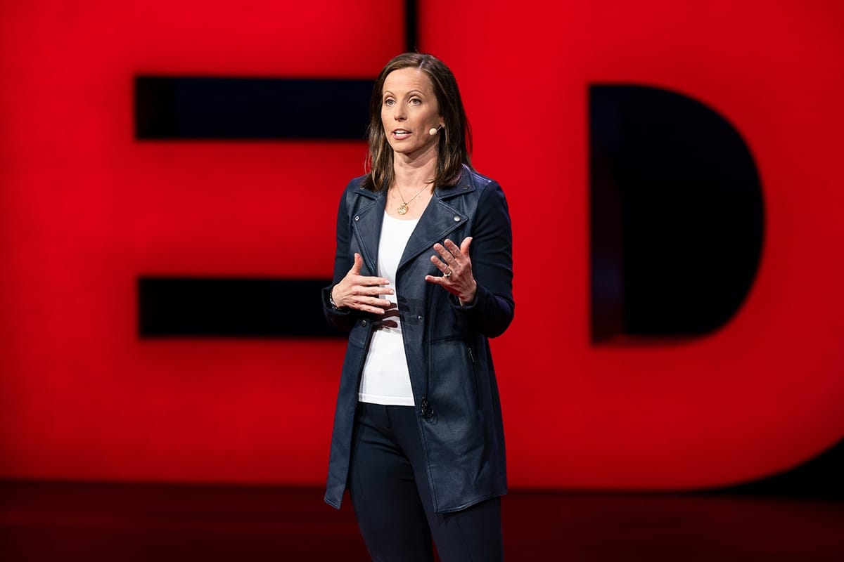 Adena Friedman es la CEO del Nasdaq