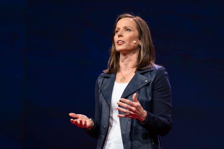 Adena Friedman es la primera mujer en dirigir un operador bursátil grande en los Estados Unidos