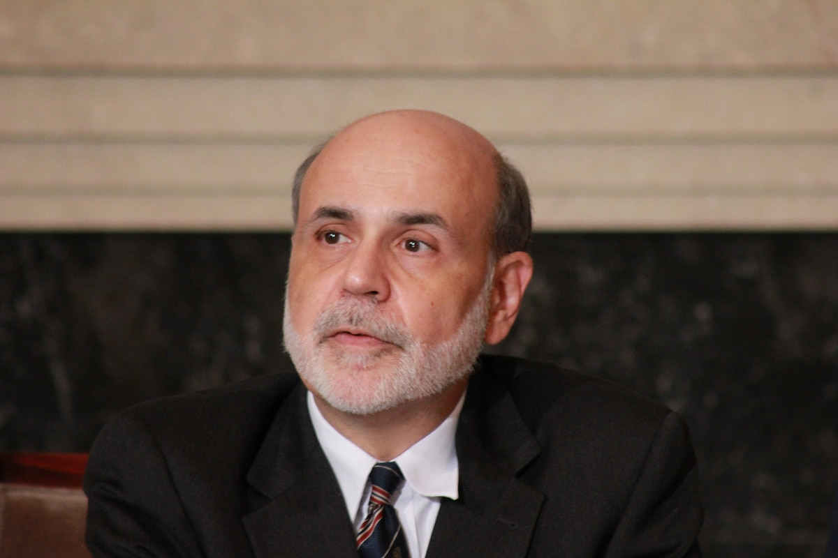 Las frases de Ben Bernanke pueden ser muy interesantes