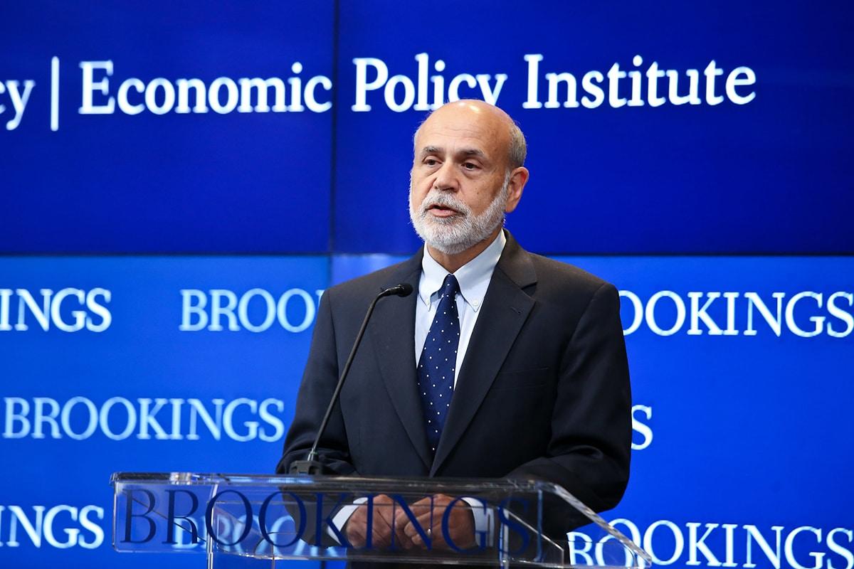 Ben Bernanke es un economista y político estadounidense