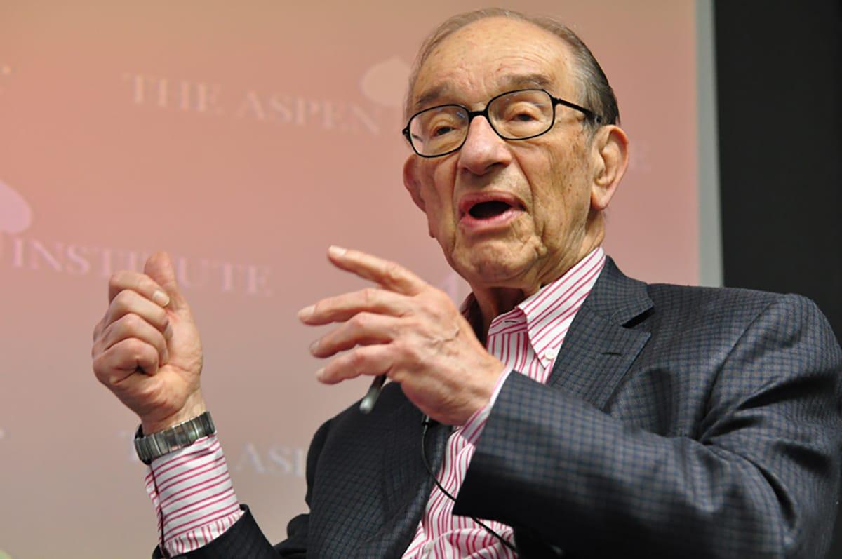 Alan Greenspan es un economista muy destacado