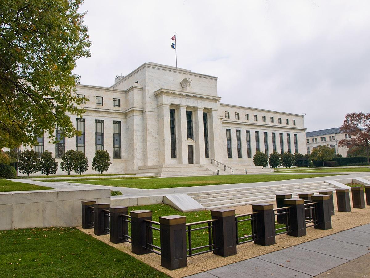 Alan Greenspan fue presidente de la Reserva Federal de los Estados Unidos